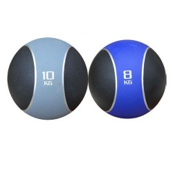 Confidence Heavy Medicine Ball Set - 8 and 10 KG