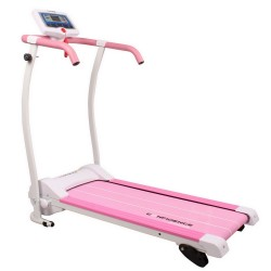 Confidence Power Trac Motorised Treadmill Pink