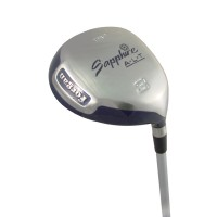Forgan Ladies Right Hand Sapphire Anti-Slice Woods
