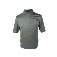Ashworth Mens Long Sleeve Merino Polo Shirt