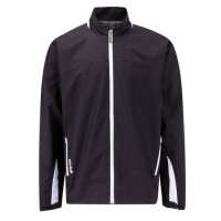 PING Hydro Waterproof Golf Jacket - Black