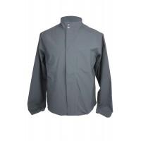 Ashworth Mens Plaid Rain Jacket