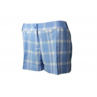 Adidas Womens Plaid Shorts Size 12