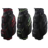 Caddymatic Golf Deluxe 14-Way Trolley Bag