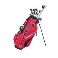 Prosimmon V7 Golf Package Set 1 Inch Shorter Red