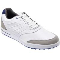Stuburt Urban Control Spikless Golf Shoes - White / Midnight