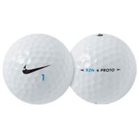 12 Nike RZN Proto Golf Balls