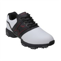 Woodworm Tour V2.0 Golf Shoes - White / Black