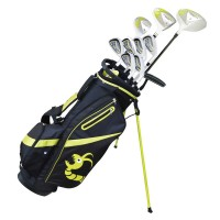 Woodworm Golf ZOOM V2 Clubs Package Set + Bag Left Hand
