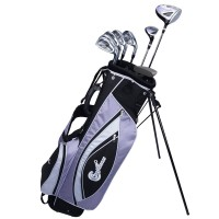 Confidence Power II Ladies Hybrid Golf Clubs Set + Bag