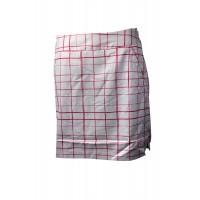 Adidas Womens ClimaCool Plaid Skort Size 12